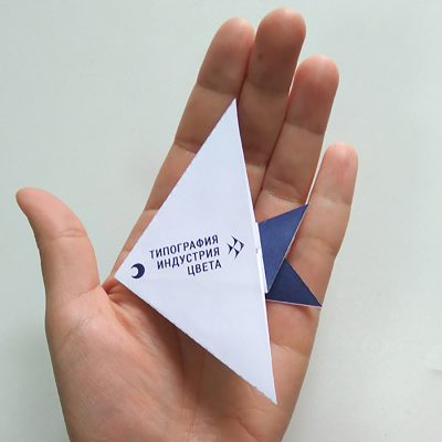 сувенир оригами для выставки