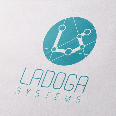 разработка логотипа Ladoga Sistems 94