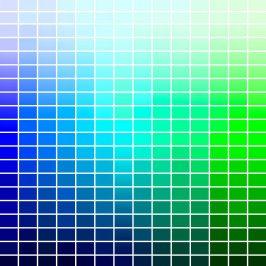 Системы цветопередачи в дизайне
