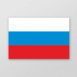 Флаг РФ в векторе